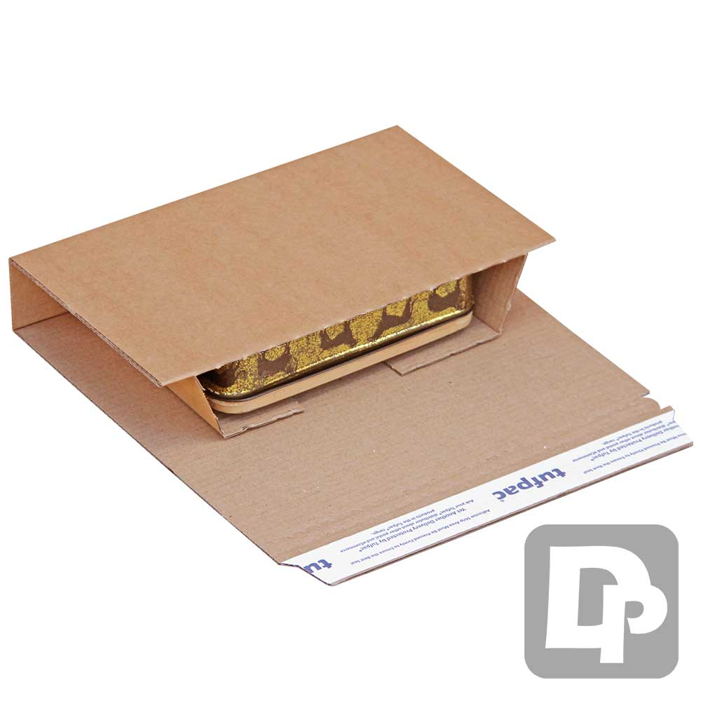 Tufpac® Economy Book Wrap 425mm x 355mm x 0-100mm