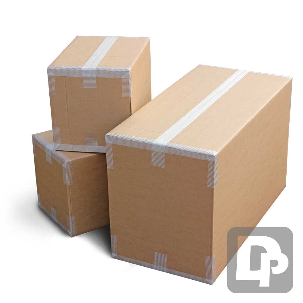 D/Wall 230mm x 177mm x 105mm Cardboard Box