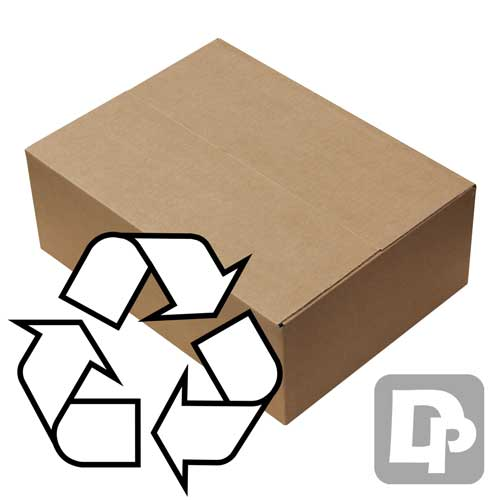 Recyclable Single Wall Eco-Friendly Packing Boxes